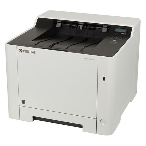 Фото - Принтер лазерный KYOCERA Color P5021cdn лазерный, цвет: белый [1102rf3nl0] принтер kyocera p2040dw лазерный