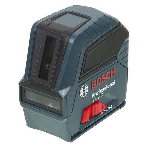 цена на Лазерный нивелир BOSCH GLL 2-10 Professional [0601063l00]