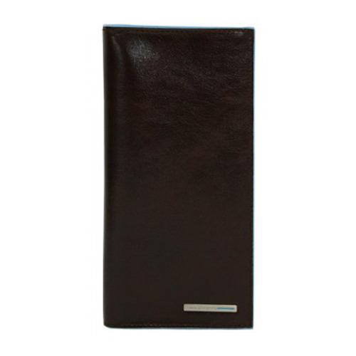 цена Портмоне Piquadro Blue Square AS341B2/MO коричневый натур.кожа онлайн в 2017 году