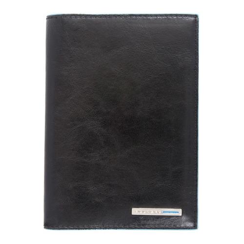 Обложка для документов Piquadro Blue Square AS429B2/N черный натур.кожа рюкзак унисекс piquadro pulse ca3869p15 n черный натур кожа