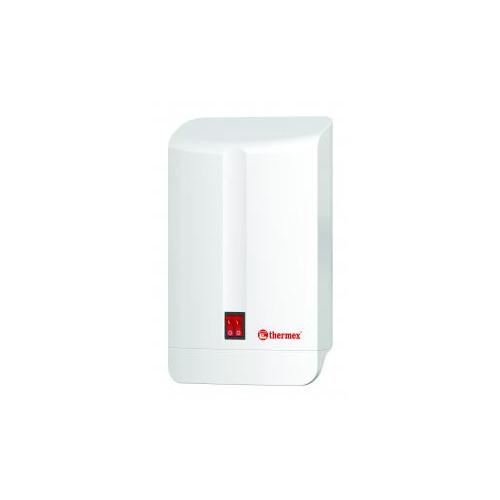 Водонагреватель THERMEX TIP 500 (combi), проточный, 5кВт, белый