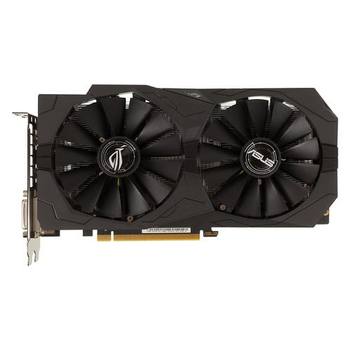 все цены на Видеокарта ASUS nVidia GeForce GTX 1050 , STRIX-GTX1050-O2G-GAMING, 2Гб, GDDR5, OC, Ret онлайн
