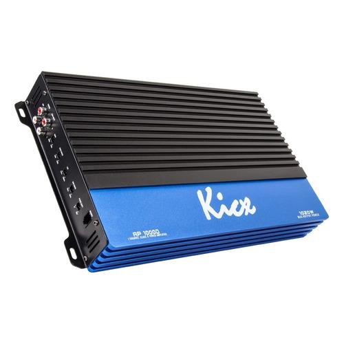 Усилитель автомобильный KICX AP 1000D [2069026] kicx qs 1 900