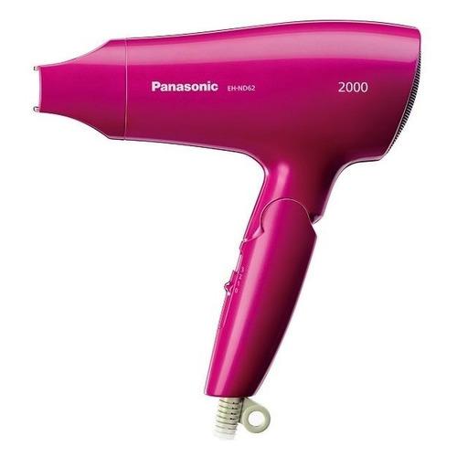 Фен PANASONIC EH-ND63-P865, 2000Вт, розовый все цены