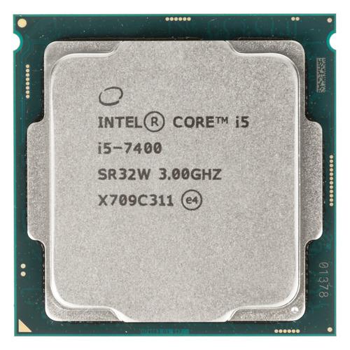 Процессор INTEL Core i5 7400, LGA 1151, OEM [cm8067702867050s r32w] цена и фото