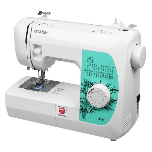 Швейная машина BROTHER RS-31 белый [rs31]