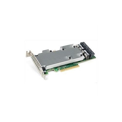 Контроллер LSI 9361-16I SGL 12Gb/s RAID 0/1/10/5/6/50/60 16i-ports 2G (05-25708-00 / 05-25708-34304) контроллер lsi sas 9271 8i sgl lsi00330