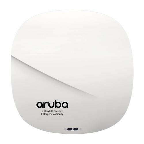 Точка доступа HPE Aruba IAP-315 (RW) Instant 2x/4x 11ac AP [jw811a] aruba instant iap 325 rw wireless network access point jw325a 802 11ac 4x4 mimo dual band radio integrated antennas