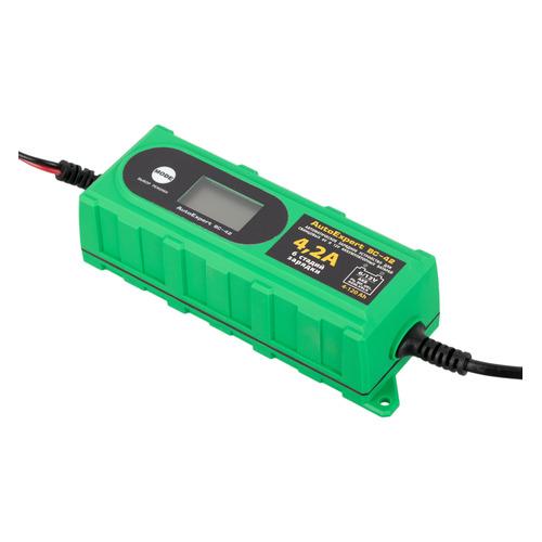 Фото - Зарядное устройство AUTOEXPERT BC-42 зарядное устройство autoexpert bc 80