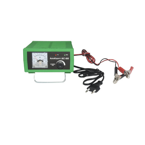 Фото - Зарядное устройство AUTOEXPERT BC-65 зарядное устройство autoexpert bc 80