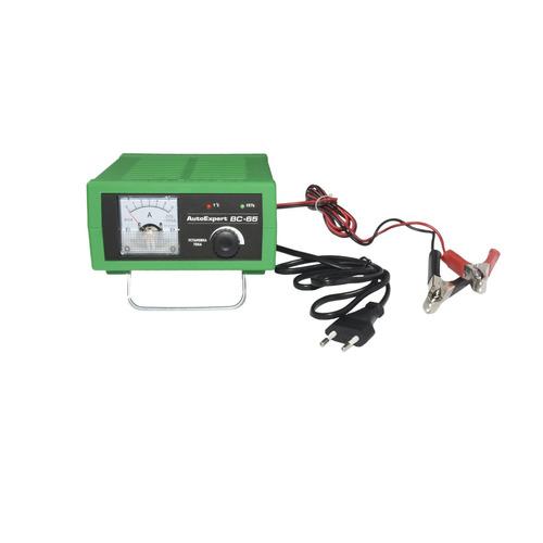 Зарядное устройство AUTOEXPERT BC-65 зарядное