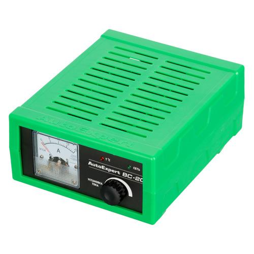 Фото - Зарядное устройство AUTOEXPERT BC-20 зарядное устройство autoexpert bc 80