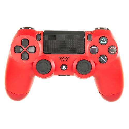 Геймпад Беспроводной PLAYSTATION DualShock 4, для PlayStation 4, красный [ps719894353]