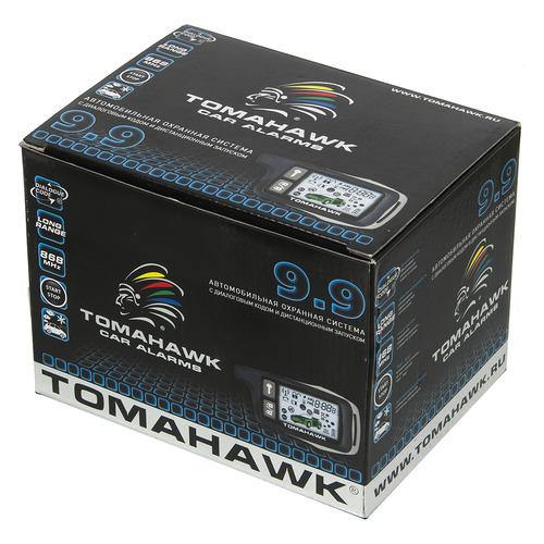 Автосигнализация TOMAHAWK 9.9 аксессуар брелок starline b62 с жк дисплеем