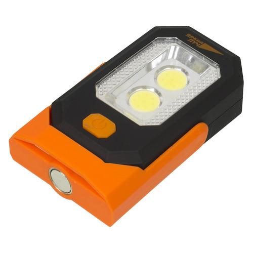 цена на Универсальный фонарь ЯРКИЙ ЛУЧ Optimus Pocket, оранжевый / черный, 3.5Вт