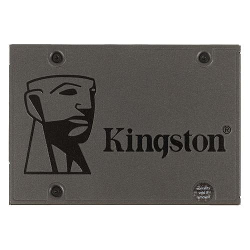 SSD накопитель Kingston A400 SA400S37/120G 120ГБ, 2.5, SATA III ssd накопитель kingston a400 sata iii 240gb 2 5 sa400s37 240g