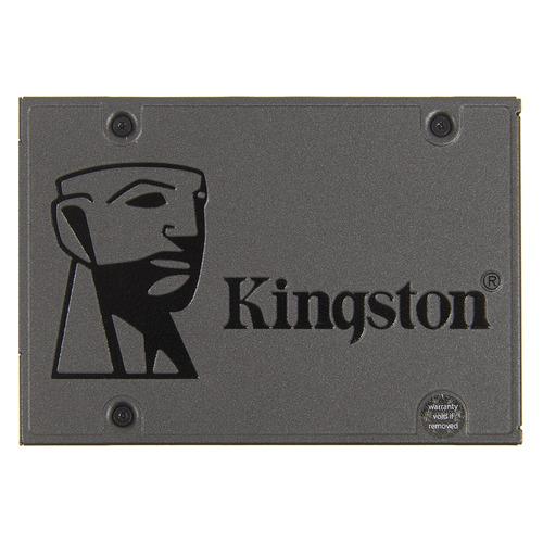 SSD накопитель Kingston A400 SA400S37/480G 480ГБ, 2.5, SATA III ssd накопитель kingston a400 sata iii 240gb 2 5 sa400s37 240g