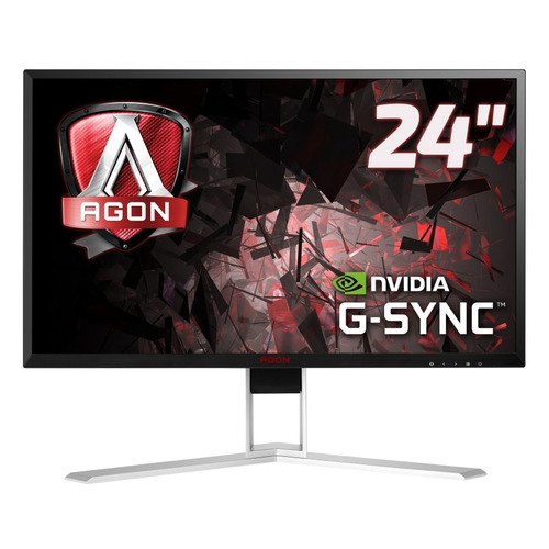 "Монитор AOC 23.8"" Gaming AG241QG TN+film 2560x1440 165Hz G-Sync 350cd/m2 16:9 aoc ag241qg"