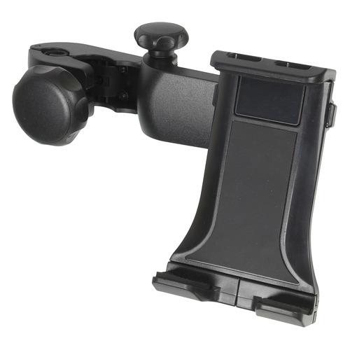 Фото - Автомобильный держатель WIIIX KDS-WIIIX-01P, для планшетных компьютеров, черный подставка hama travel для планшетных компьютеров [00107874]