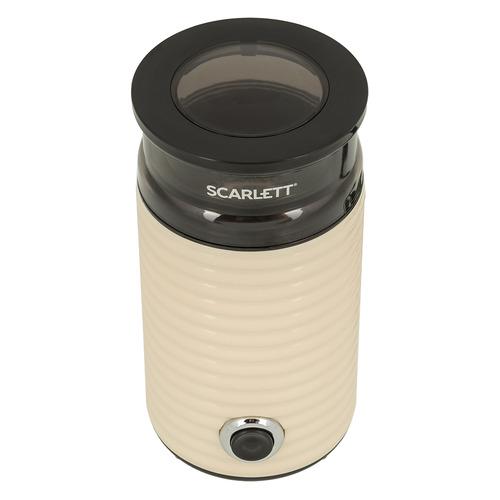 Кофемолка SCARLETT SC-CG44502, бежевый