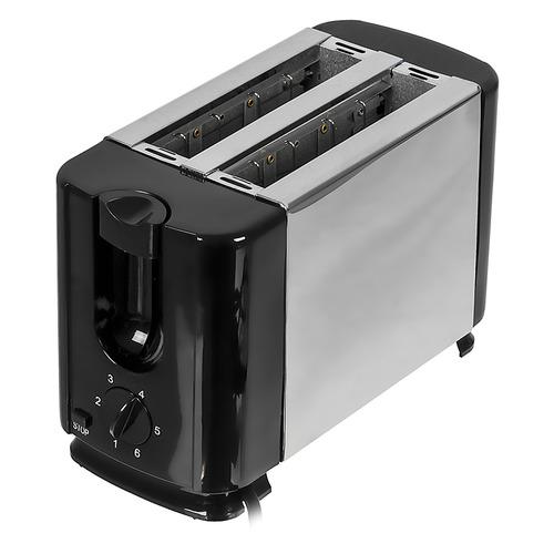 Тостер SCARLETT SC-TM11012, серебристый/черный цена 2017