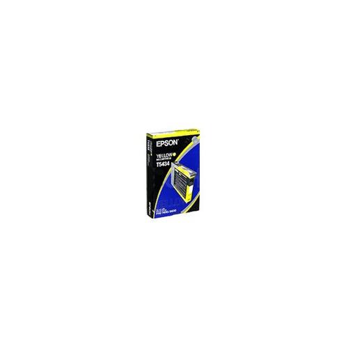 цена на Картридж EPSON T5434, желтый [c13t543400]