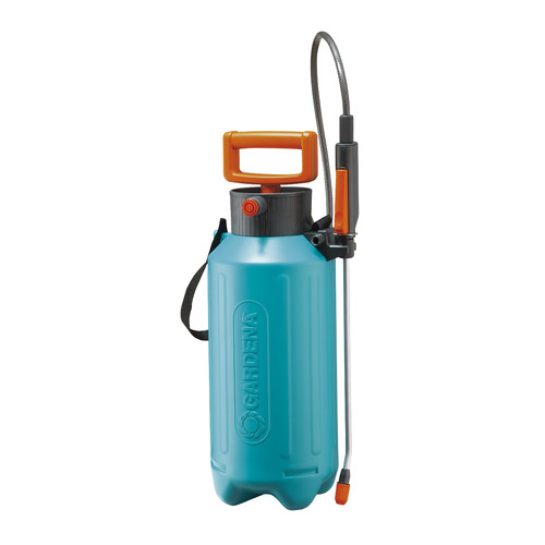 Опрыскиватель Gardena 00822-20.000.00 наплеч. 5л голубой опрыскиватель бензиновый maruyama ms0735w