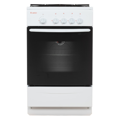 Газовая плита GEFEST ПГ 3200-08 К85, газовая духовка, белый цена и фото