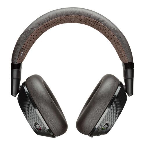 Наушники с микрофоном PLANTRONICS BackBeat Pro 2, 3.5 мм/Bluetooth, мониторы, черный/коричневый 207110-05