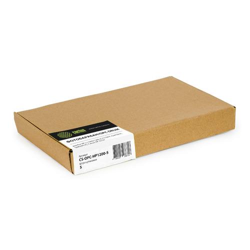 Фотобарабан OPC Cactus CS-OPC-HP1200-5 для HP HP LJ 1000/1200 (C7115A/X Q2613A/X Q2624A/X) Canon EP- 5 шт./кор. фотобарабан opc drum cactus cs opc0514 для ml1660 1661 1665 1666 1861 1864 scx3201 3206 3218