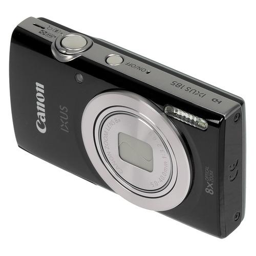 Фото - Цифровой фотоаппарат CANON IXUS 185, черный 720p p2p mini ir security ip camera