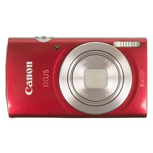 Фото - Цифровой фотоаппарат CANON IXUS 185, красный 150 мм 15 см 6 электронной цифровой жк сталь штангенциркуль калибр микрометр