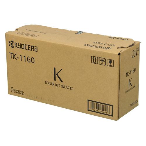 Картридж Kyocera TK-1160, черный / 1T02RY0NL0
