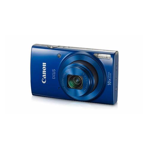 лучшая цена Цифровой фотоаппарат CANON IXUS 190, синий