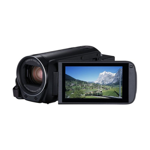 Фото - Видеокамера CANON Legria HF R86, черный, Flash [1959c004] видеокамера canon xc15
