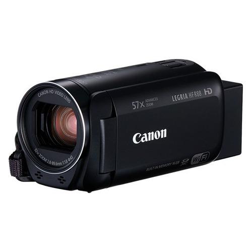 Видеокамера CANON Legria HF R88, черный, Flash [1959c002] стоимость