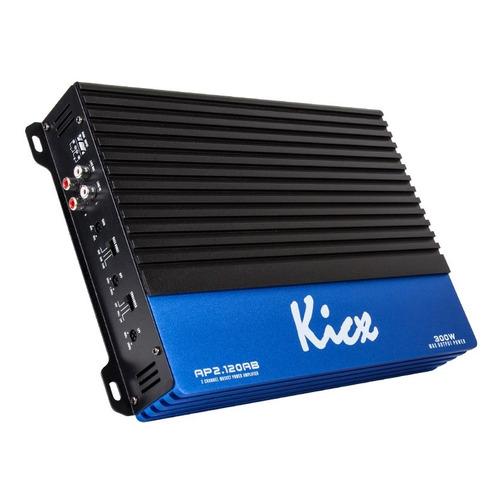 Усилитель автомобильный KICX AP 2.120AB [2061026] kicx qs 1 900