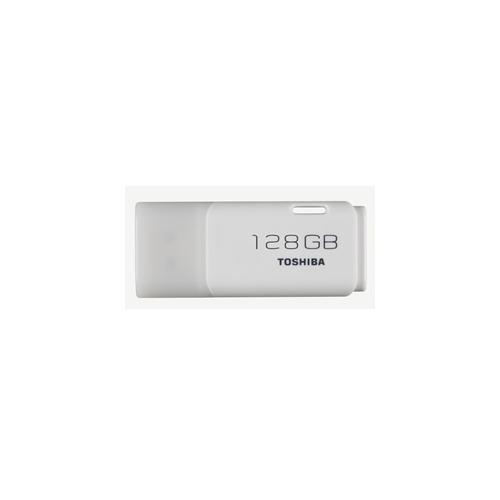 цена на Флешка USB TOSHIBA TransMemory U202 128Гб, USB2.0, белый [thn-u202w1280e4]