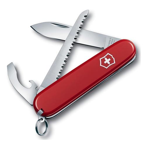 цена Складной нож VICTORINOX Walker, 84мм, красный онлайн в 2017 году