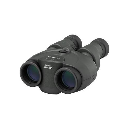 Бинокль CANON Binocular IS II, 10 x 30, Porro, черный [9525b005] бинокль canon 15x50 is all weather черный