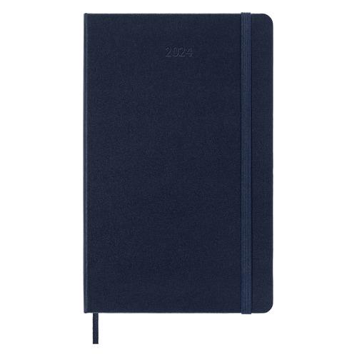 Еженедельник MOLESKINE Classic WKNT, 144стр., синий сапфир [dhb2012wn3] еженедельник moleskine classic soft wknt 144стр синий сапфир [dsb2012wn2]