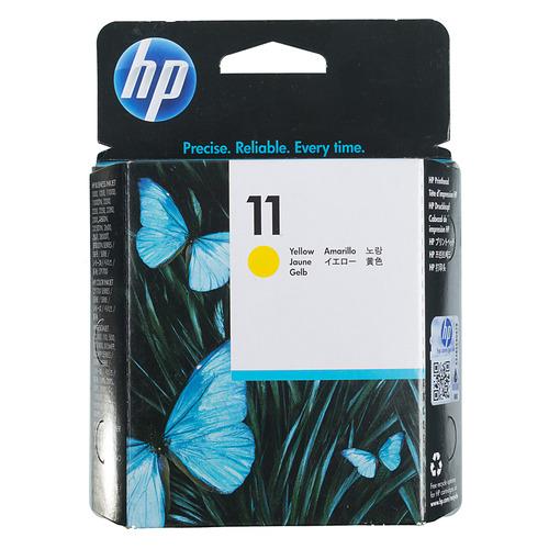 Печатающая головка HP 11 C4813A желтый для HP DJ 500/800/IJ 1700/2200/2250/2250tn