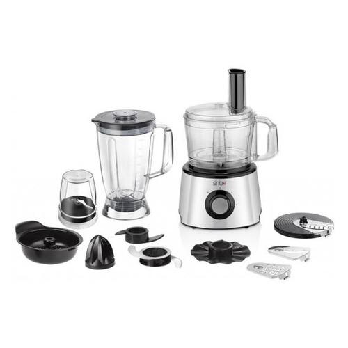 Кухонный комбайн SINBO SHB 3111, серебристый цена и фото