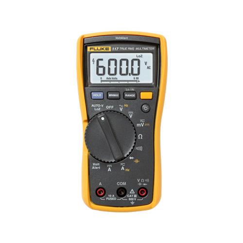 Мультиметр Fluke IG (FLUKE-117 EUR) мультиметр мегомметр fluke 1587t