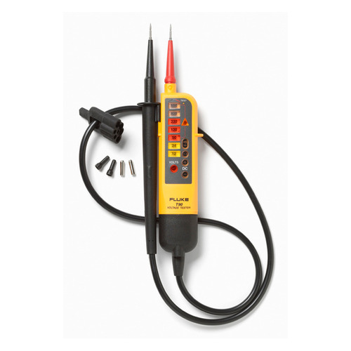 Тестер Fluke IG (FLUKE-T90) плоскогубцы fluke need l lock crimping pliers