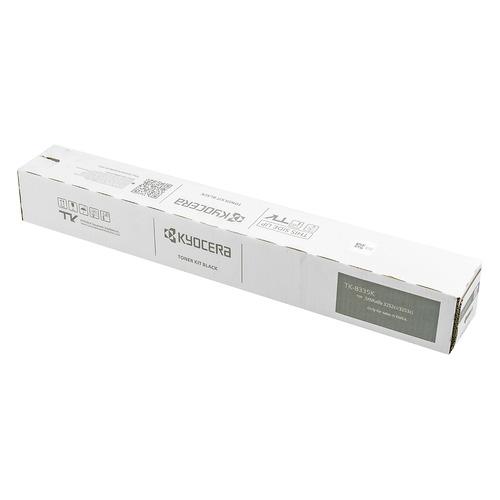 Картридж KYOCERA TK-8335K, черный картридж kyocera tk 7205 для kyocera taskalfa 3510i черный