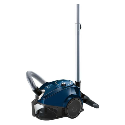 Пылесос BOSCH BGS3U1800, 1800Вт, синий все цены