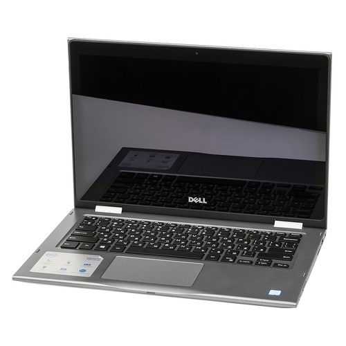 Ноутбук-трансформер DELL Inspiron 5378, 13.3, Intel Core i3 7100U 2.4ГГц, 4Гб, 1000Гб, Intel HD Graphics 620, Windows 10, 5378-7841, серый моноблок dell inspiron 3477 23 8 intel core i3 7130u 4гб 1000гб intel hd graphics 620 windows 10 home черный [3477 7154]