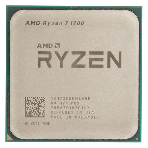 Процессор AMD Ryzen 7 1700, SocketAM4 OEM [yd1700bbm88ae]  - купить со скидкой