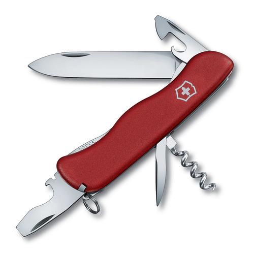 Складной нож VICTORINOX PICKNICKER, 11 функций, 111мм, красный складной нож victorinox picknicker 11 функций 111мм зеленый